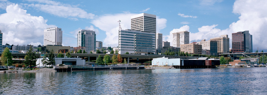 Tacoma Waterfront