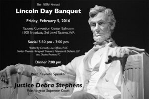 Lincoln Day Ad
