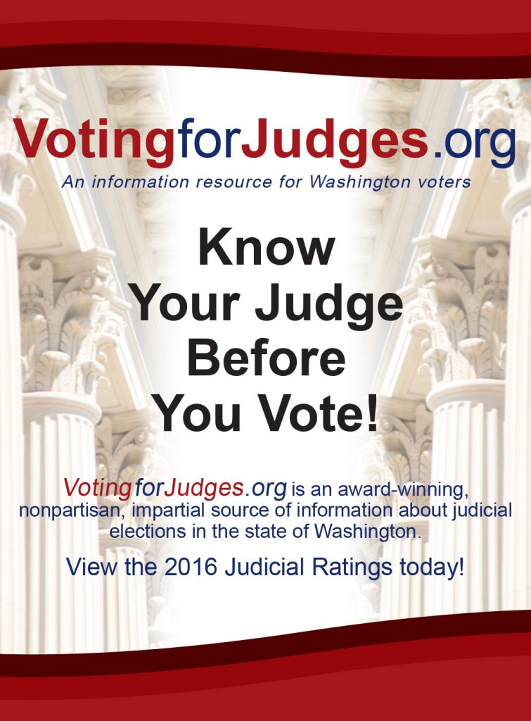 Voting for Judges